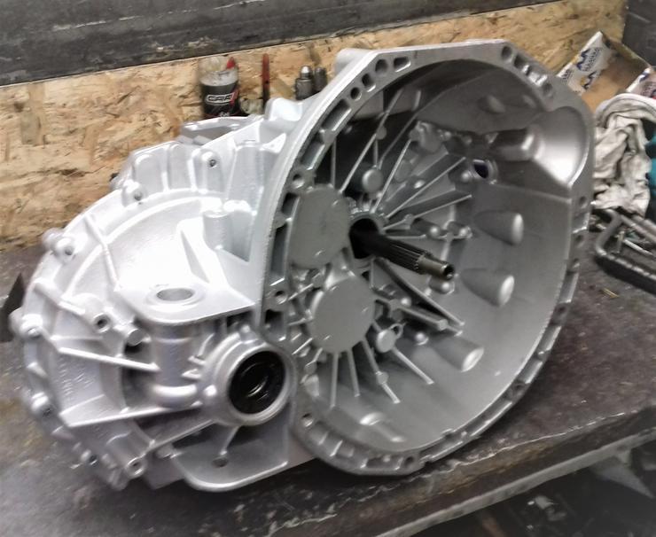 PA0 012 Getriebe Easytronic Master  Movano Interstar 2,3 Diesel PA0014