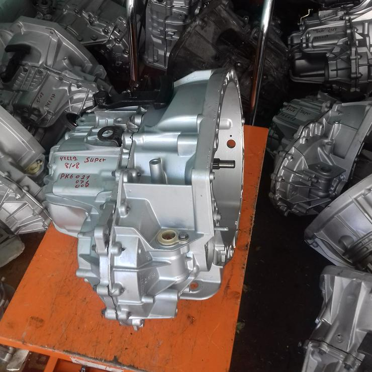 PK6071 Getriebe Vivaro Trafic Primastar 1,9 PK6021 PK6008
