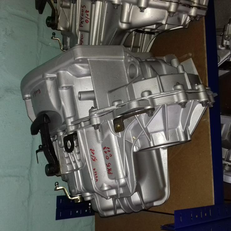 PK5013 Getriebe Vivaro Trafic Primastar 1,9 Liter PK5011
