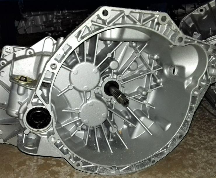 PK5016 Getriebe Opel Movano Renault Master Nissan Interstar 2,5 Liter PK5017