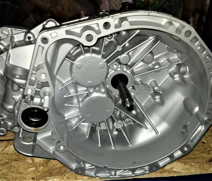 PK5022 Getriebe Opel Movano Renault Master Nissan Interstar 1,9 Liter