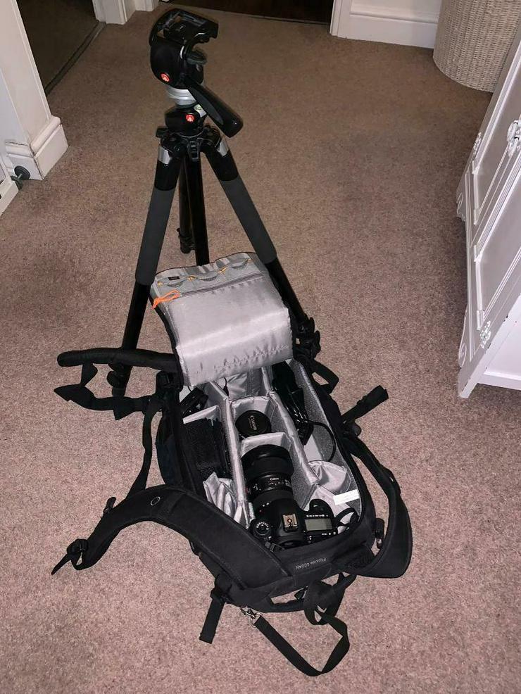 Verkauf meiner Canon EOS 5D-kamera MARK III