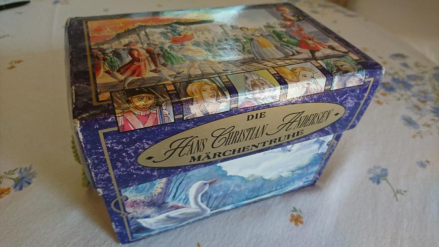 Die Hans Christian Andersen Märchentruhe