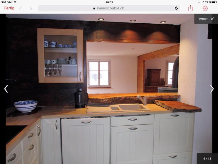 Bild 6: Oberwallis, Region Visp Haus im Haus 156qm  5,5Zimmer total saniert