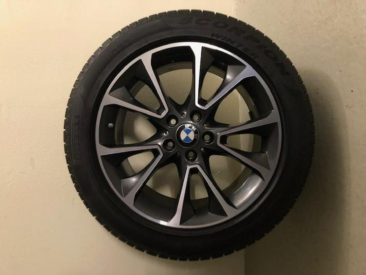 ... möchten Sie Ihren BMW X5 auch einmal auf vorzeigenswerte Winterkompletträder stellen ?
