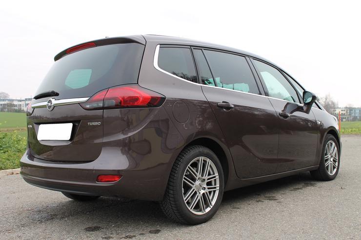 Zafira Innovation Automatik, 1,4 TSI (103 kW), 7 Sitzplätze
