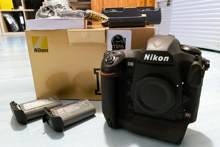 Nikon D5 Body - TOP - CF Variante