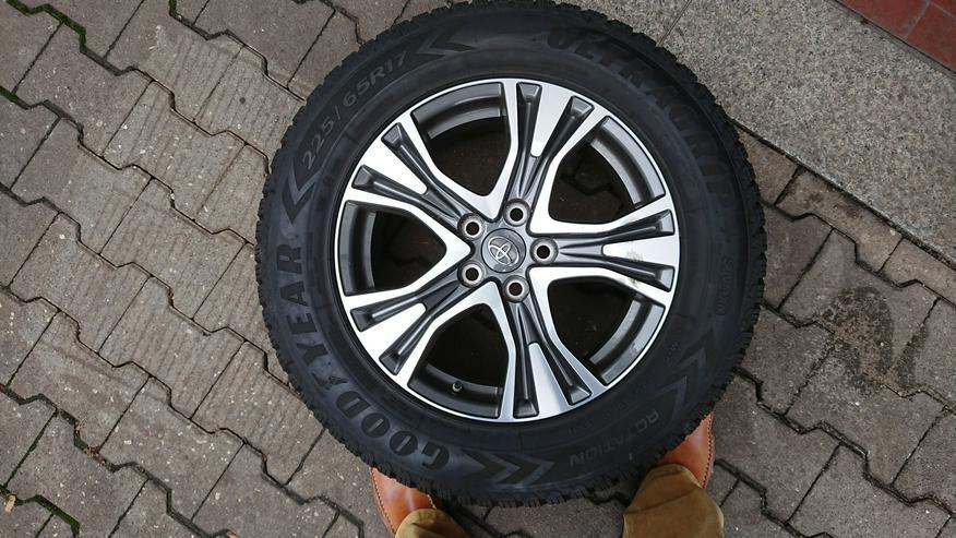 Toyota RAV 4 Winterreifen