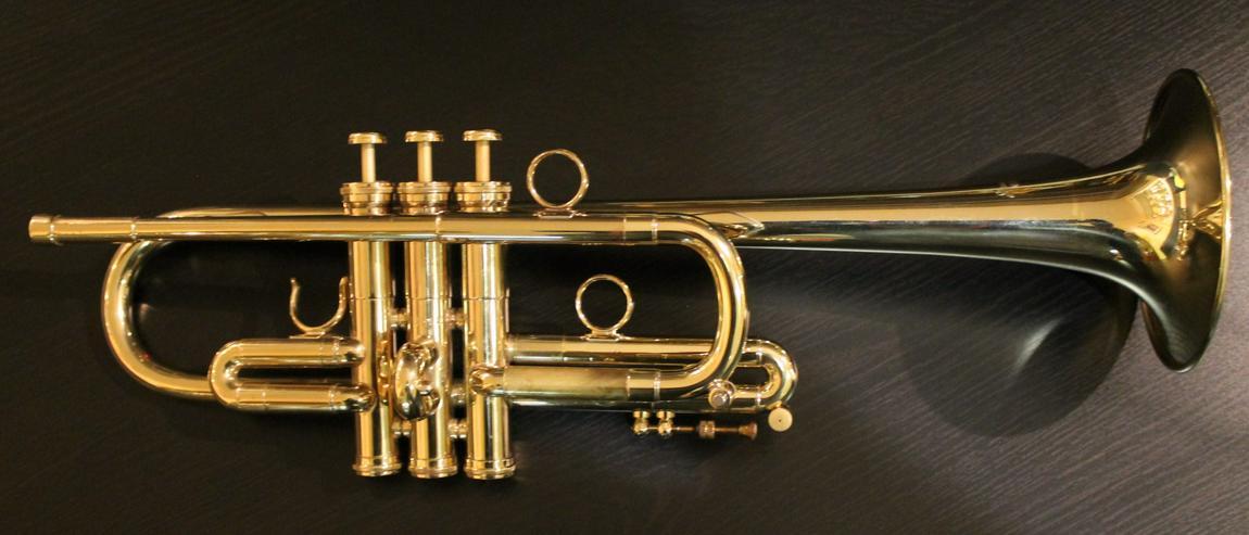 Jerome Callet New York Profiklasse C - Trompete