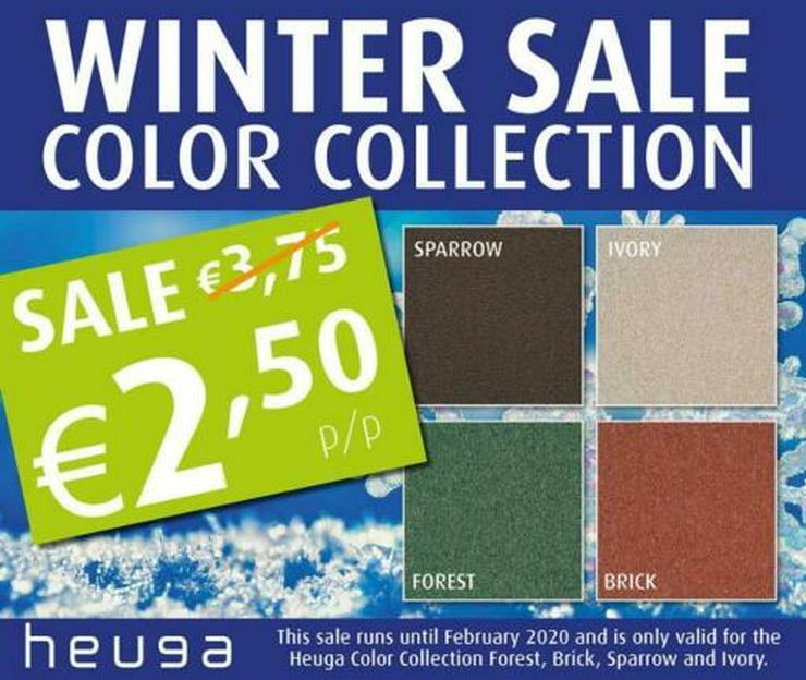 WINTER SALE! Angebot Heuga Teppichfliesen *-40%!