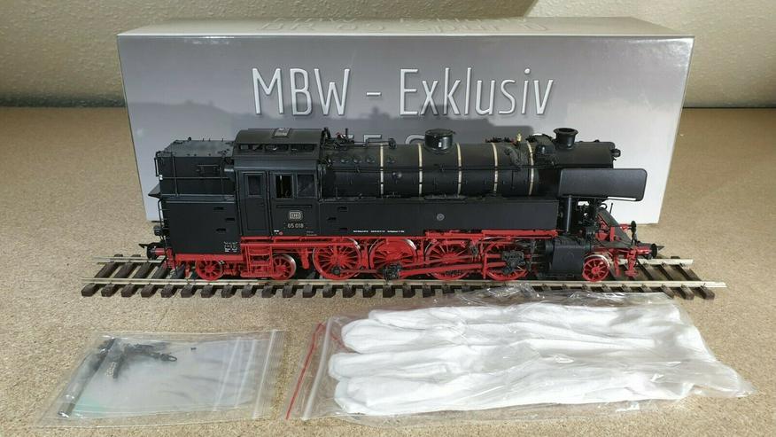 Bild 2: MBW 65018 Spur 0 DB Dampflok BR 65 Betr.-Nr. BR 65 018