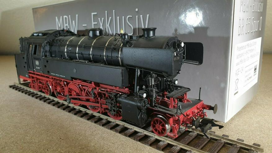 MBW 65018 Spur 0 DB Dampflok BR 65 Betr.-Nr. BR 65 018  - Weitere - Bild 1