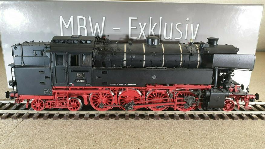 Bild 3: MBW 65018 Spur 0 DB Dampflok BR 65 Betr.-Nr. BR 65 018