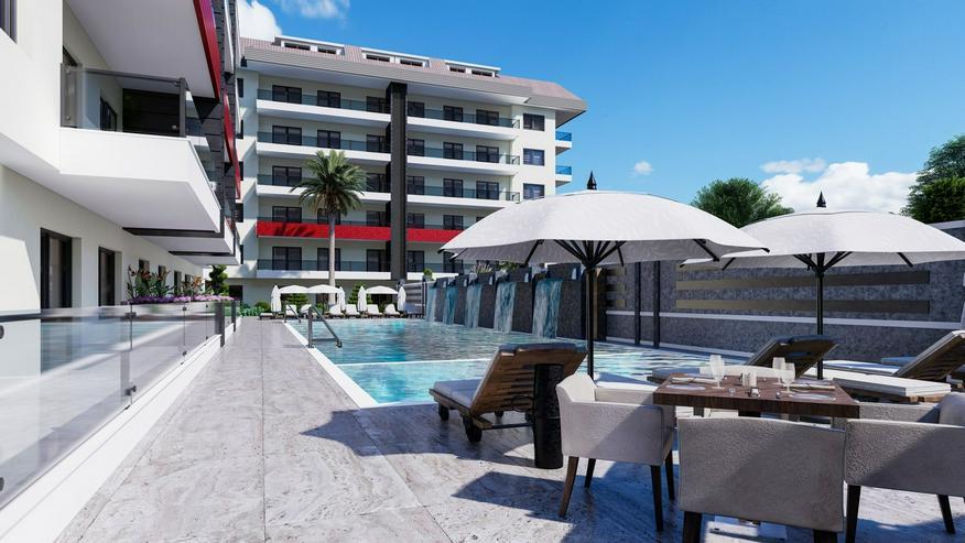Bild 2: Türkei, Alanya,Kestel,  Luxus Anlage, 200 m zum Strand, 289-2