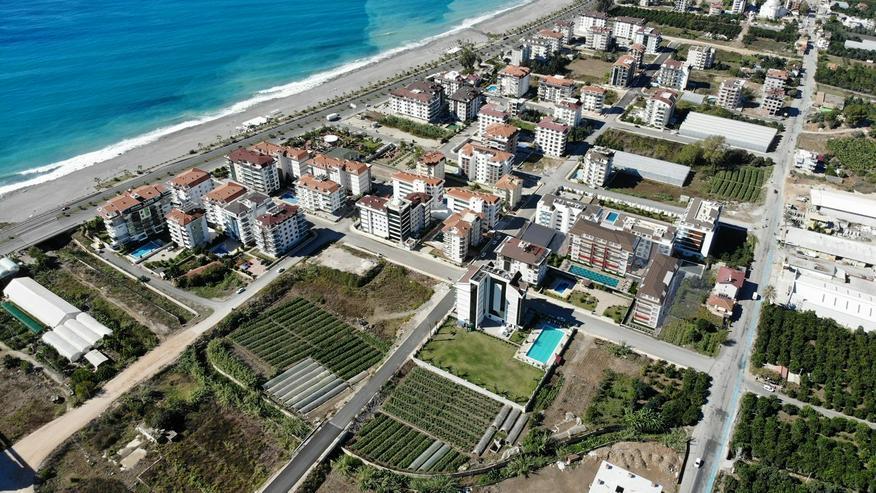 Bild 4: Türkei, Alanya,Kestel, Luxus Anlage, 3 Zi.,200 m zum Strand,289-3
