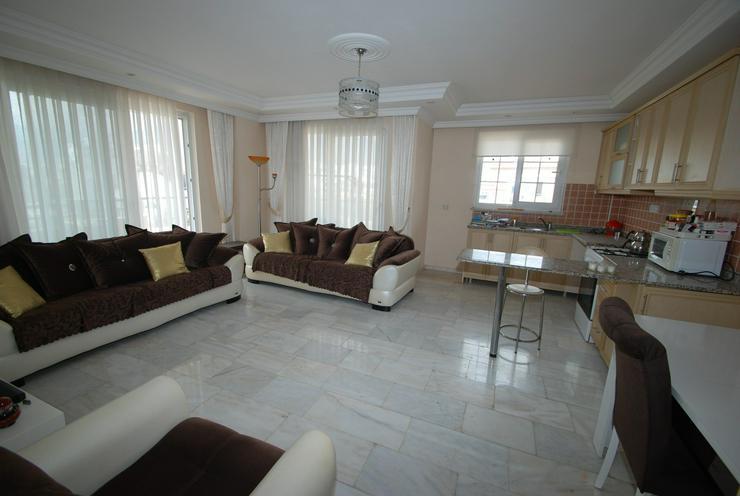 Türkei, Alanya, Oba, große 4 Zi. Wohnung - kleiner Preis, 280