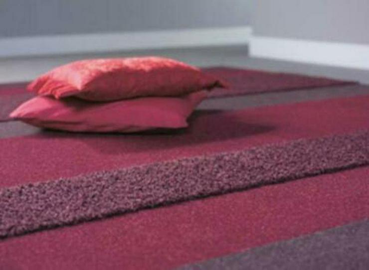 Riesenauswahl Teppichfliesen Mehr als 1000 Restposten auf Lager - Teppiche - Bild 1