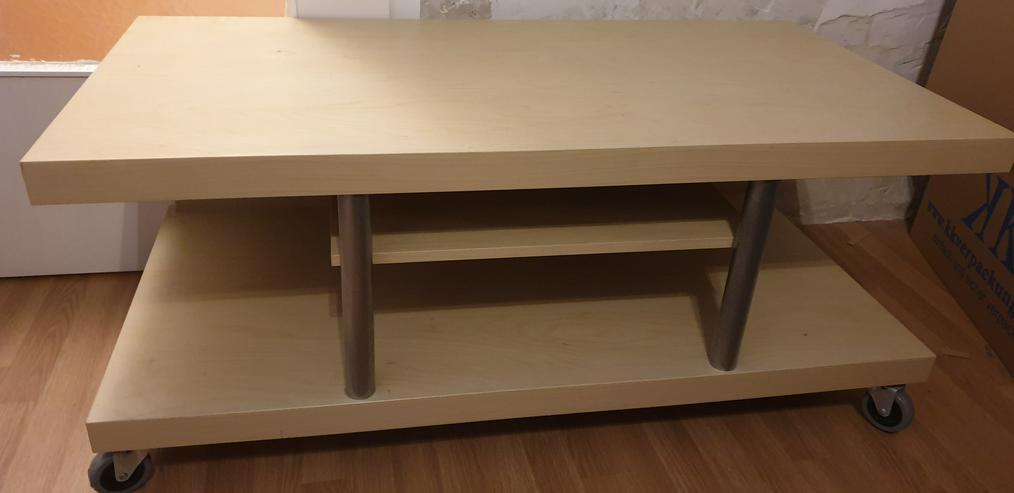 Fernsehtisch rollbar - TV & Hi-Fi Möbel - Bild 1
