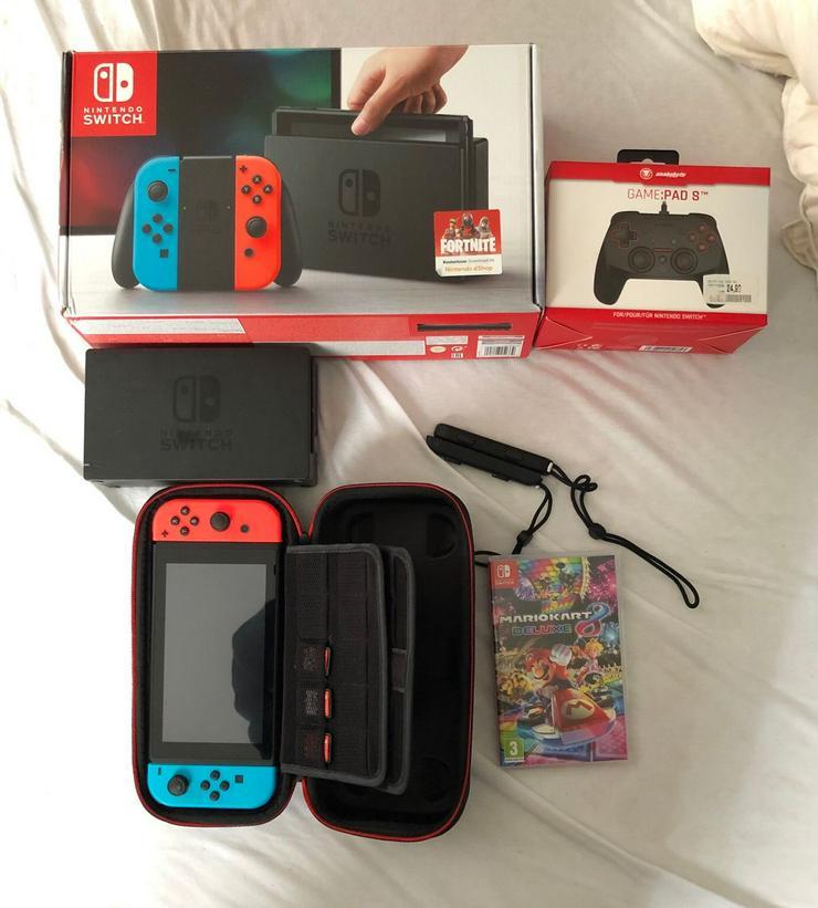 Nintendo Switch  - Weitere Konsolen & Controller - Bild 1