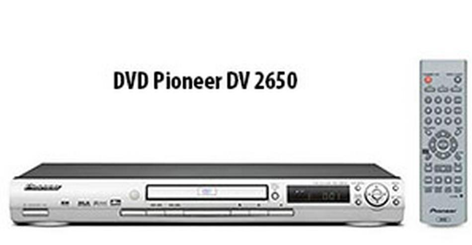 Pioneer DV-2650
