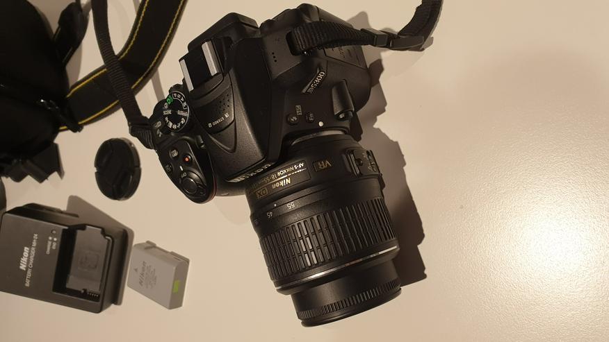 Bild 2: Nikon D5300