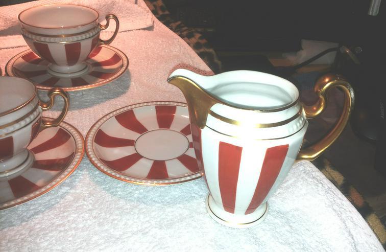 Bild 8: Kaffee Service Huteschenreuther (VB) noch 1 x Preis runter gesetzt !