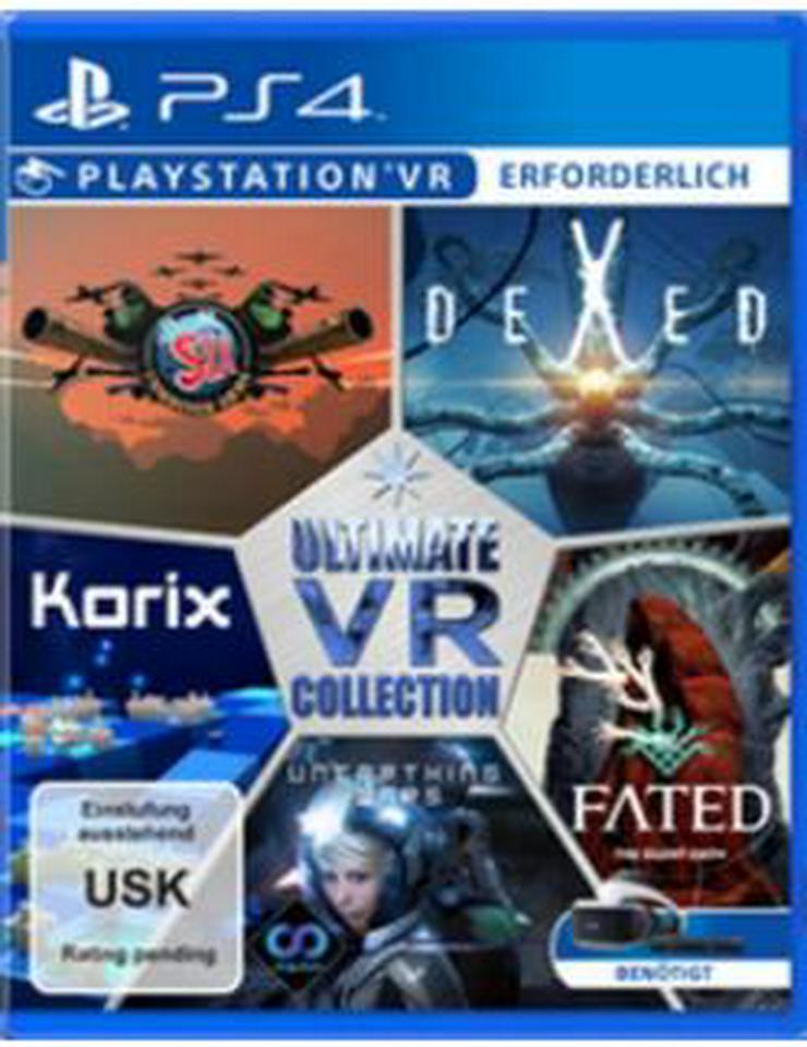 Coole VR Spiele für die PS 4 findest Du hier