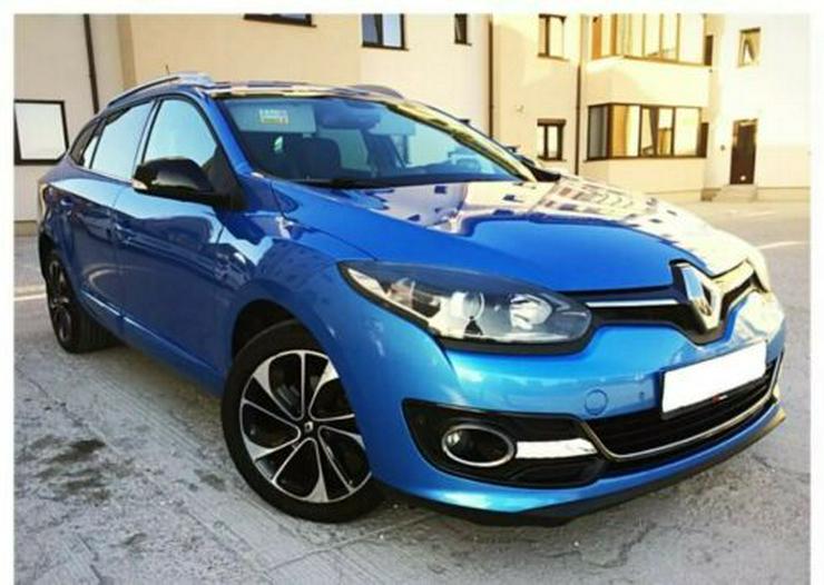 ein Auto verkaufen. Ich werde kaufen auto Renault Megane Grandtouriii  (2010)