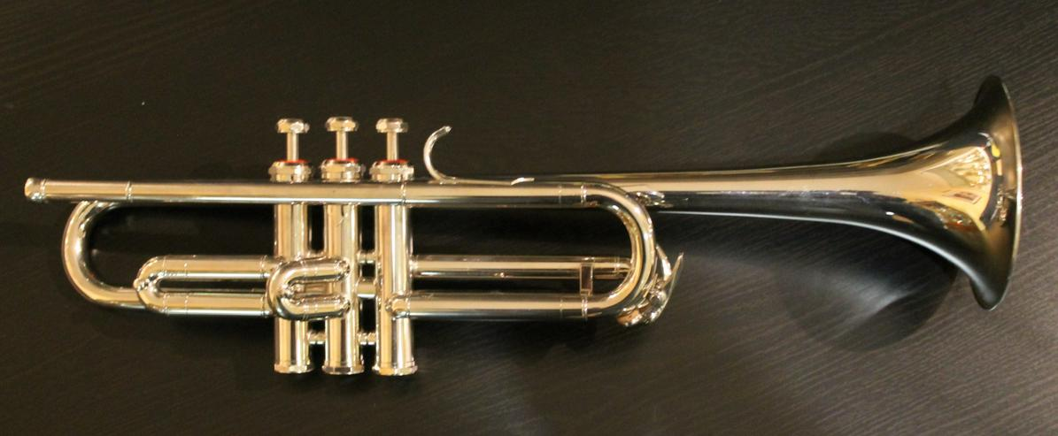 Kühnl & Hoyer B und C - Trompete, Modell Lindberg