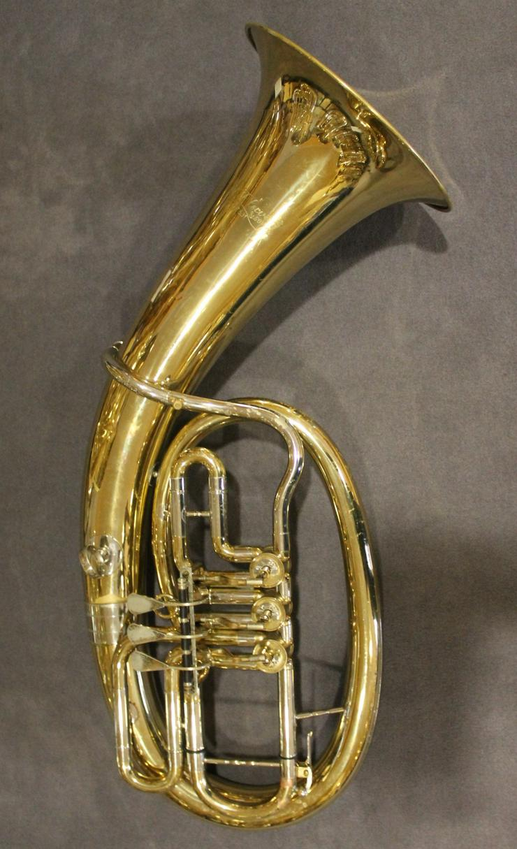 Original V.F. Cerveny Bariton, Mod. 531 inkl. Tasche - Blasinstrumente - Bild 1