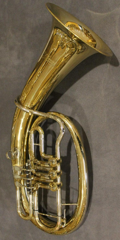 Bild 6: Original V.F. Cerveny Bariton, Mod. 531 inkl. Tasche