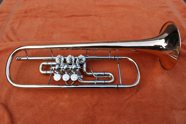 Konzerttrompete in B von A.E. Fischer aus Bremen