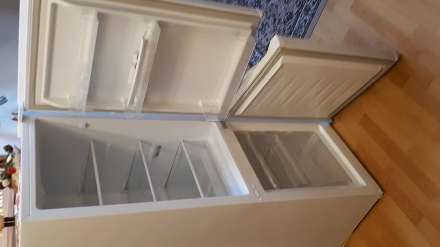 Kühlschrank neu mit Gefrierteil