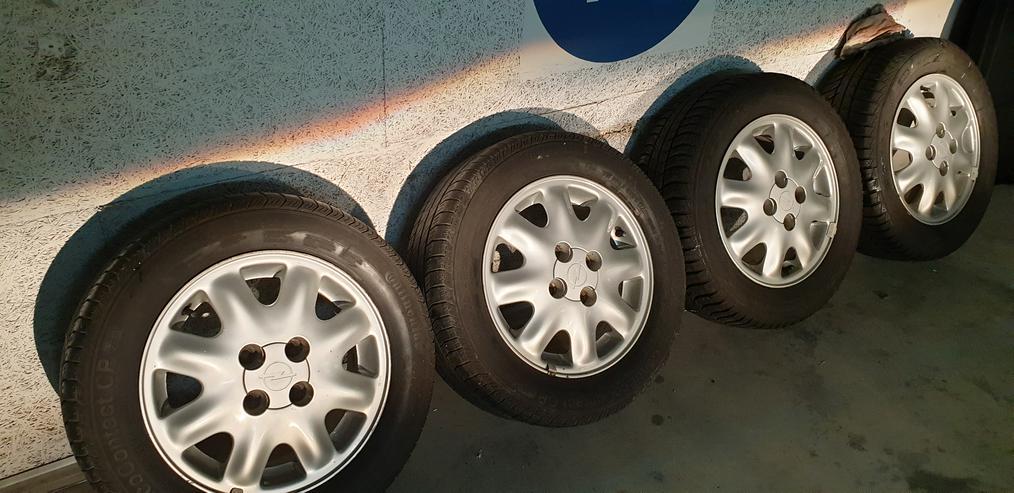 Opel Calibra Alufelgen 4 Stück