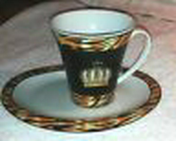 Porzellan Kaffee Tassen Besonders elegant (FP) noch 1 x Preis runter gesetzt !