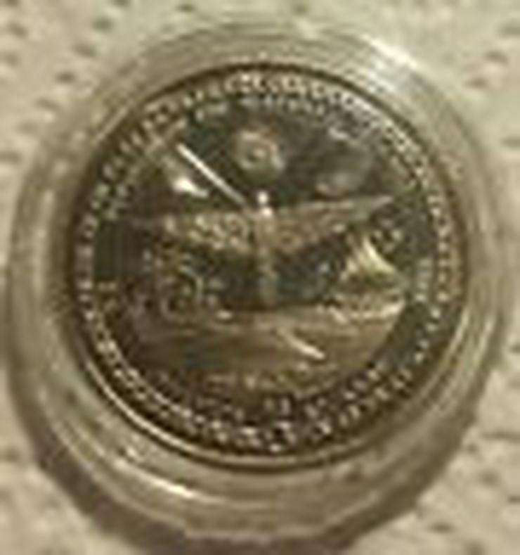Bild 4: Elvis Presley original Fünf Dollar Münze aus USA von 1993 (FP)