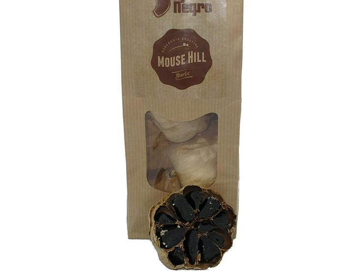 Schwarzer Knoblauch 4 Knollen 90 Tage fermentiert (Stück/3,00 €)