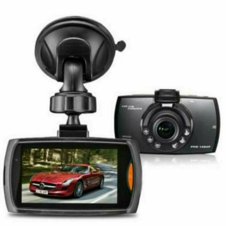Dashcam KFZ Car DVR Autokamera Full HD 1080p Nachtsicht Videos NEU