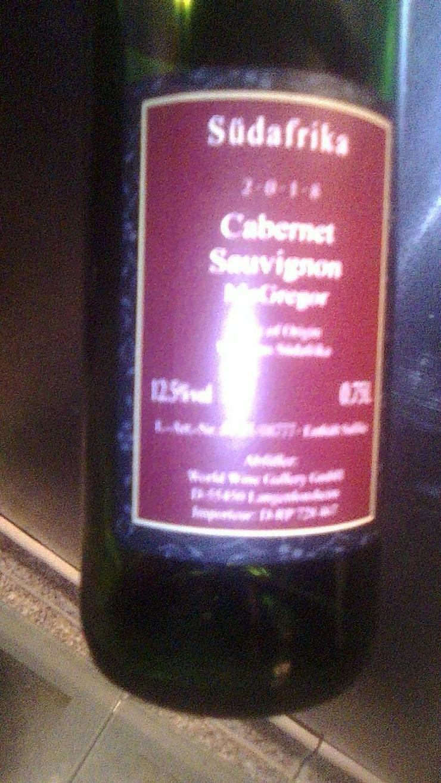 Wein der Firma Pallhuber