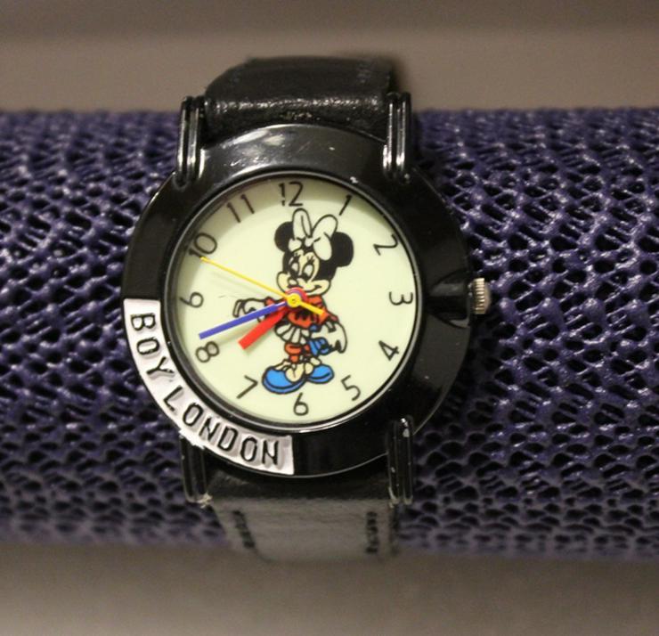 Disney-Armbanduhr Marke Boy London Motiv Minnie Mouse