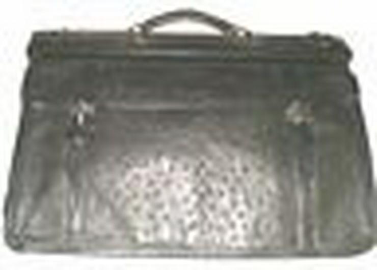 Tasche für Akten College Stil in Leder (FP) noch 1 x Preis runter gesetzt !