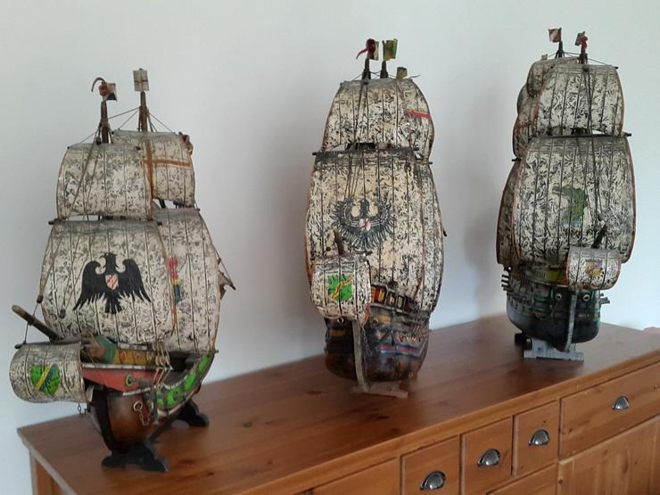 Modell Schiffe Holz