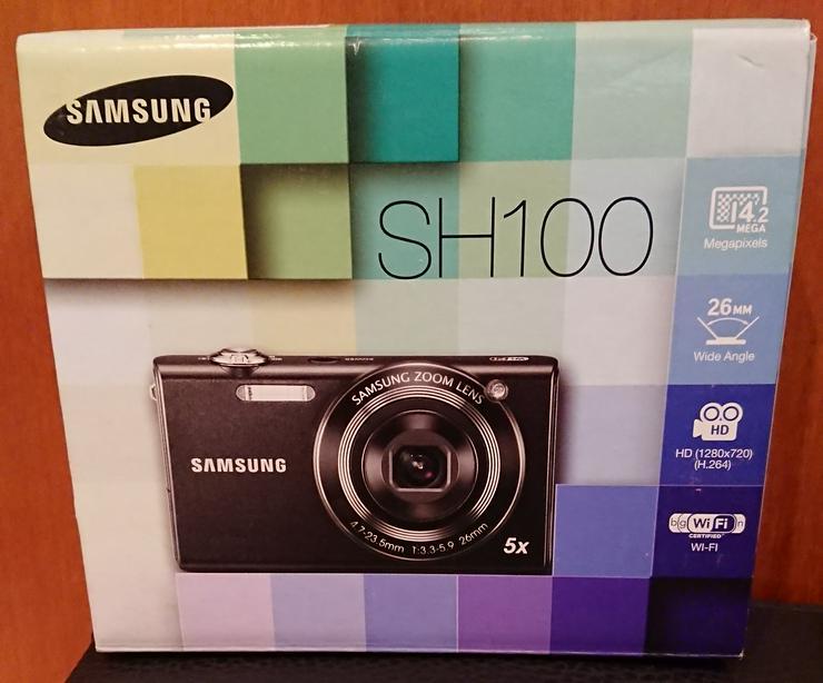 Samsung SH-100 Digitalkamera