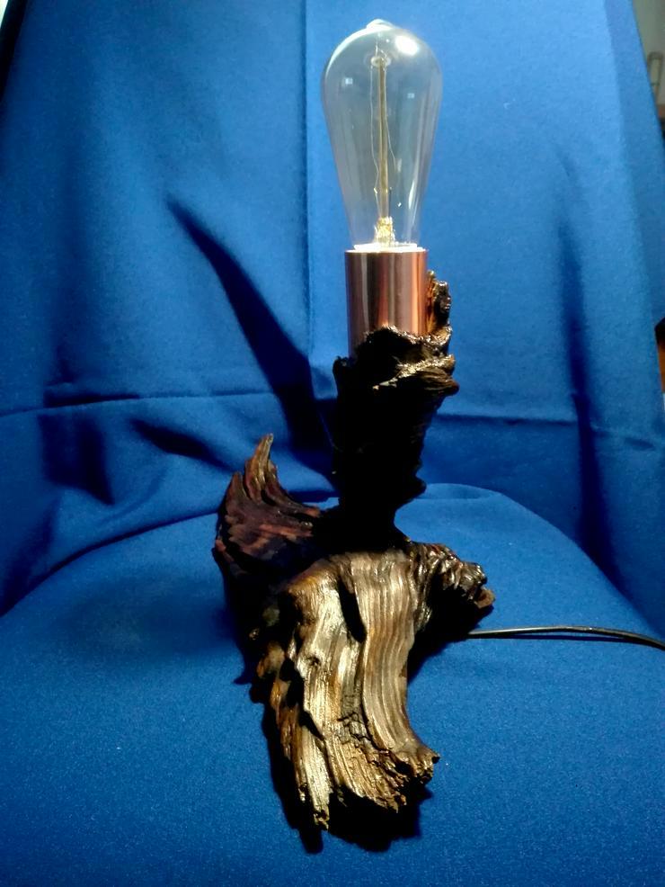 Bild 2: Stammlicht, Edison-Glühbirne