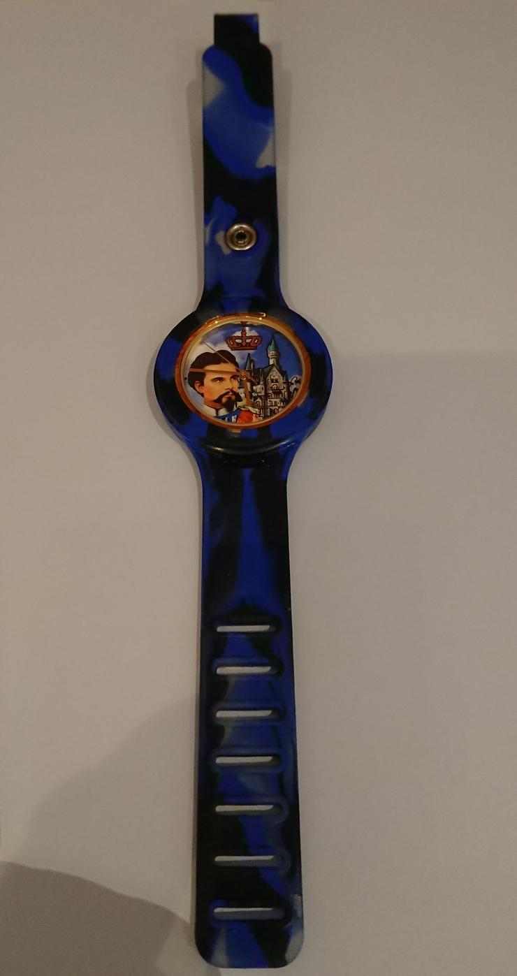 Bild 3: Tymer König Ludwig Sammler Bayern Uhr