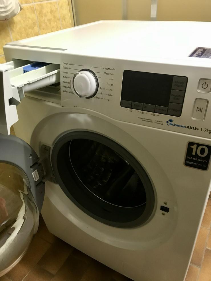 Bild 5: SAMSUNG Waschmaschine