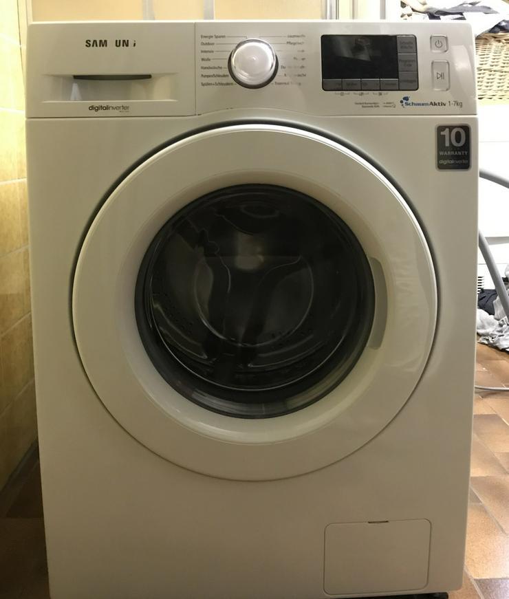 SAMSUNG Waschmaschine - Waschen & Bügeln - Bild 1