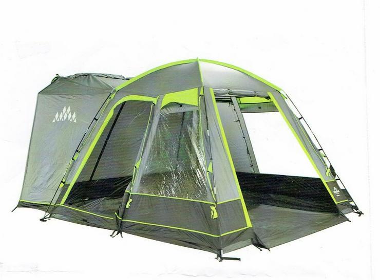 Reisevorzelt für Wohnmobil und Campingbus