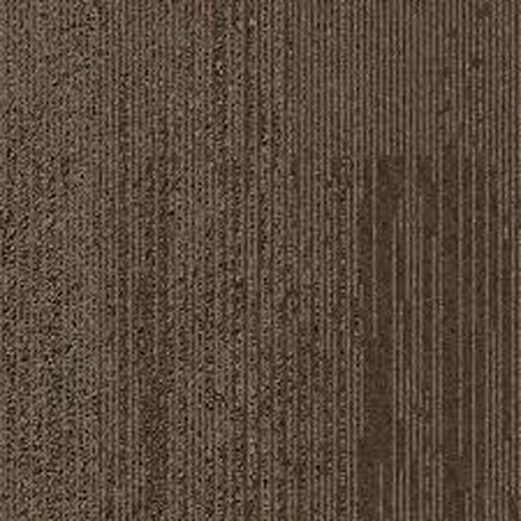 Schöne braune 'Stone Look' Teppichfliesen von Interface Neu !!