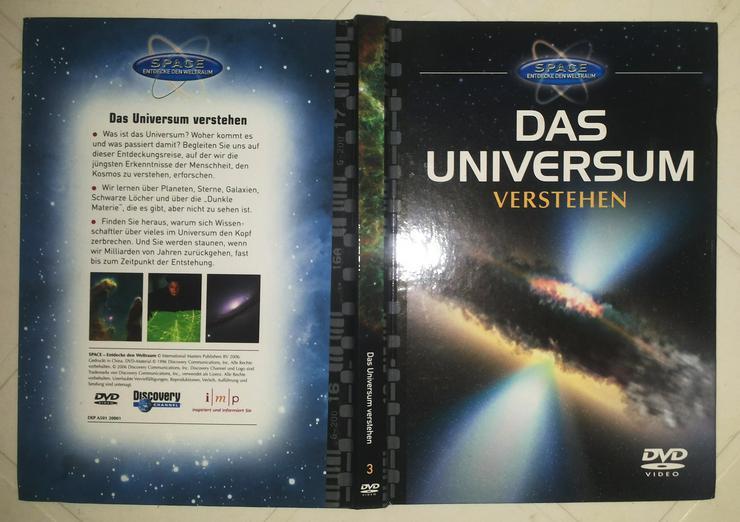 DVD Dokumentation Das Universum (FP) noch 1 x runter gesetzt